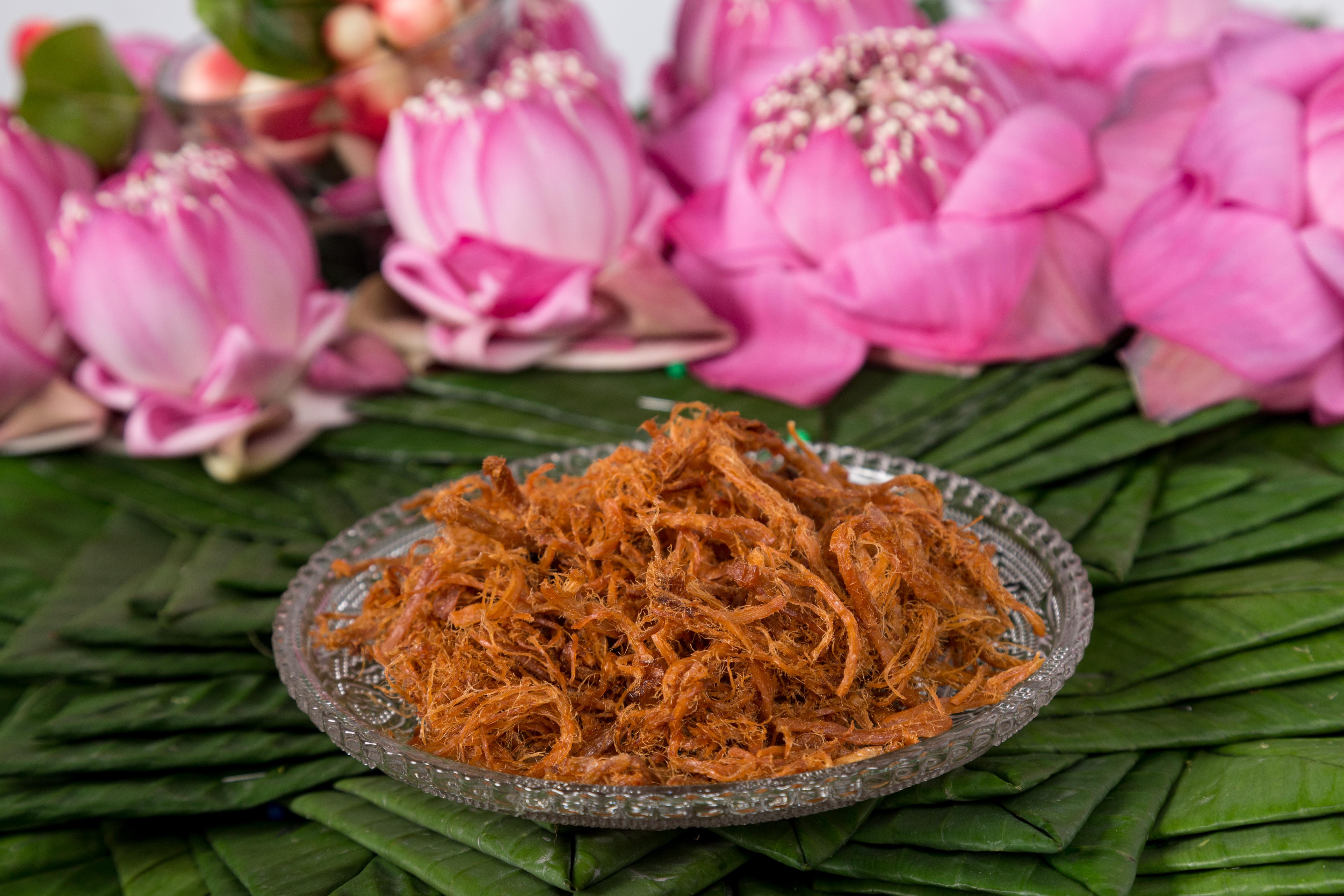 'Tong Kwai' Crispy Meat Floss