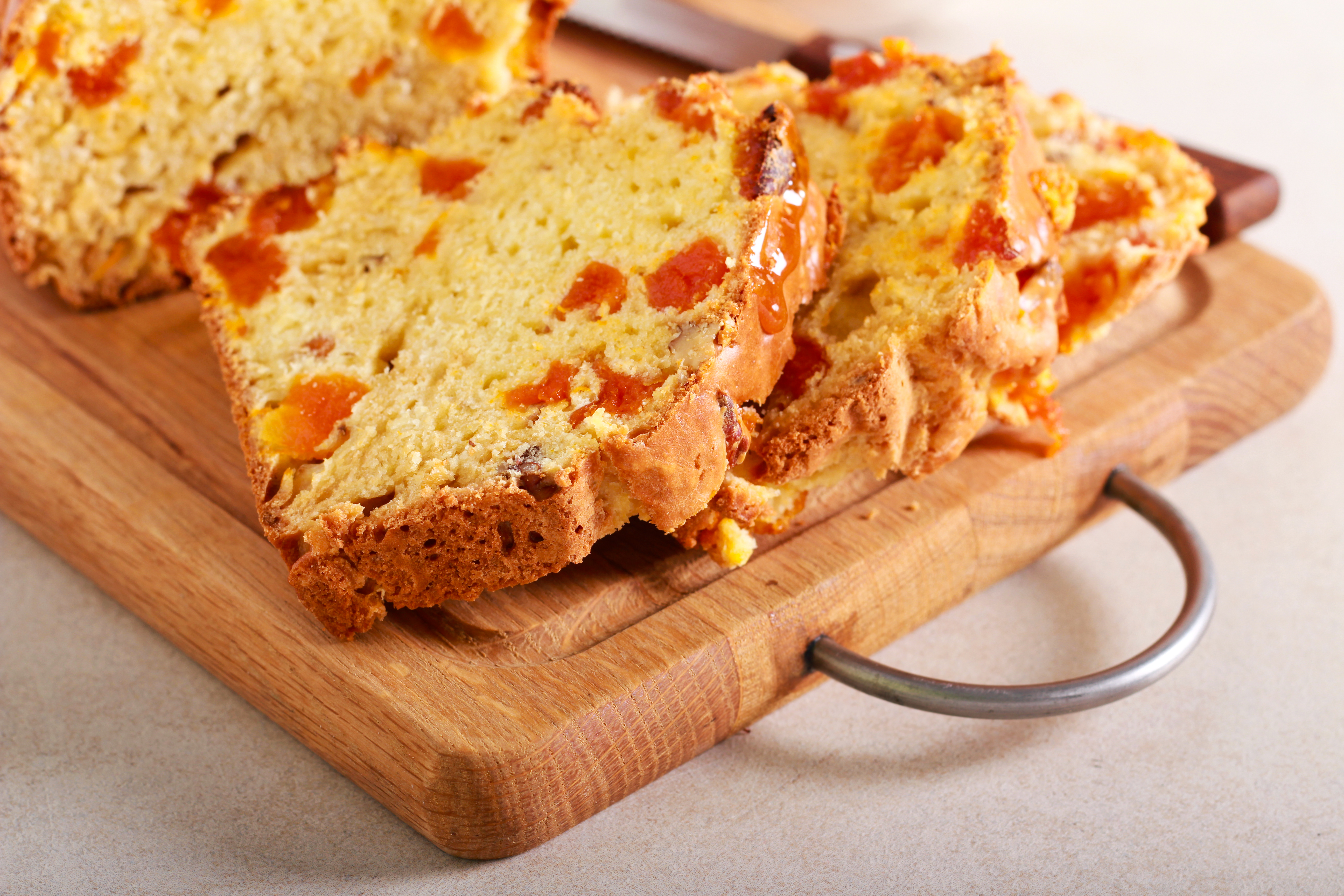 Apricot Wholemeal Loaf