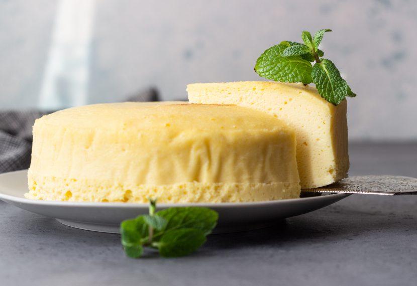 Japan cotton cheesecake