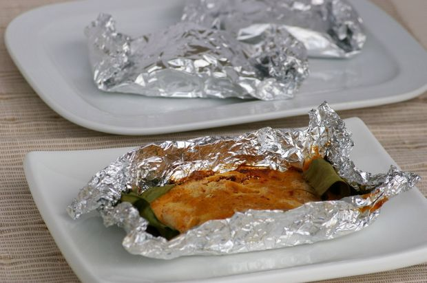Grilled Spicy Packets