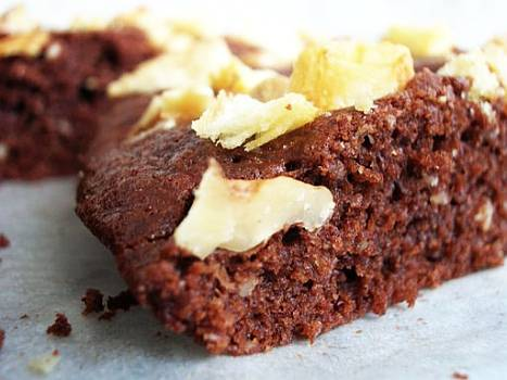 Chocolate and Nut Brownies