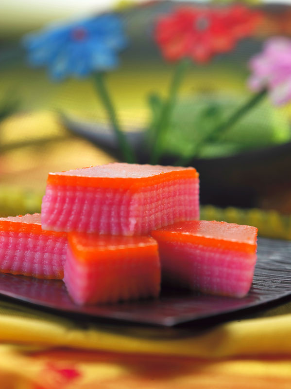 Kuih Lapis (Nine layer kuih)