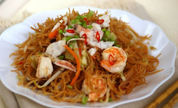 Fried Flour Vermicelli