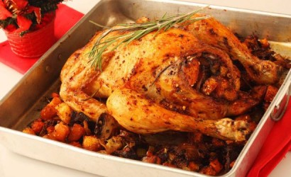 asian christmas roast chicken