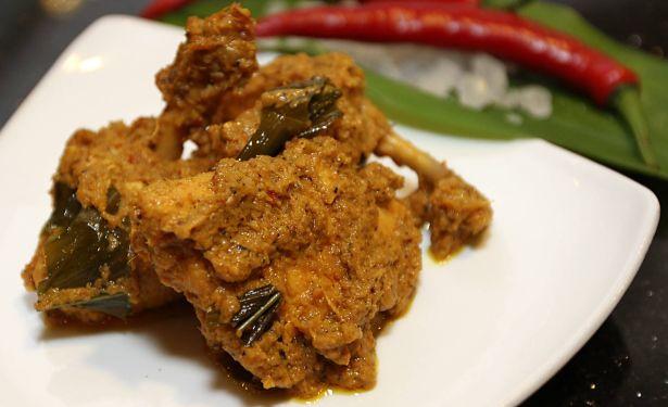 Rendang Ayam Klasik Selangor