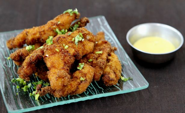 Crispy Yogurt Chicken