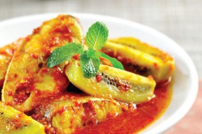 Nyonyastyle Asam Curry with Zespri Kiwifruit Wedges Recipe