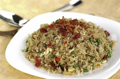 Black Pepper Fried Rice