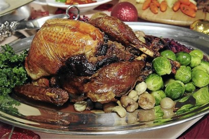 Twelve Days Of Christmas Dishes