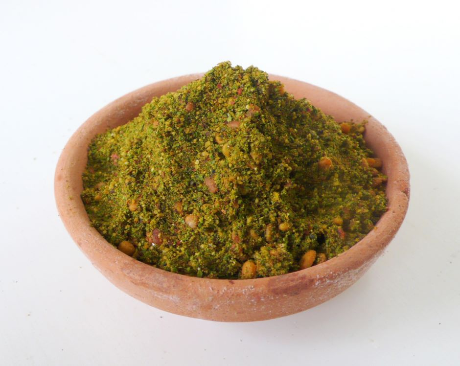 Curry Leaf Podi