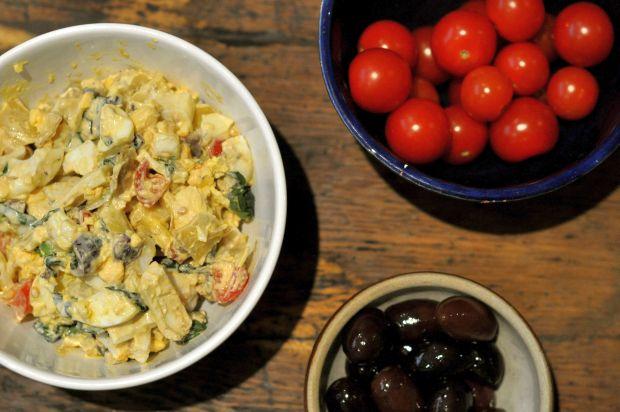 Egg Salad Mediterraneo