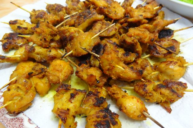 Mini Chicken Satay