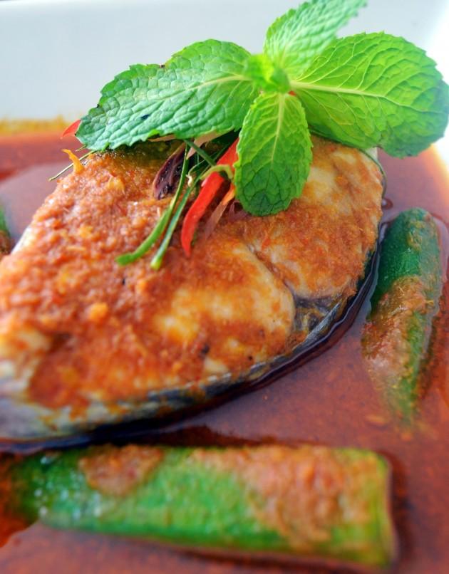 The Gerang Asam Fish.