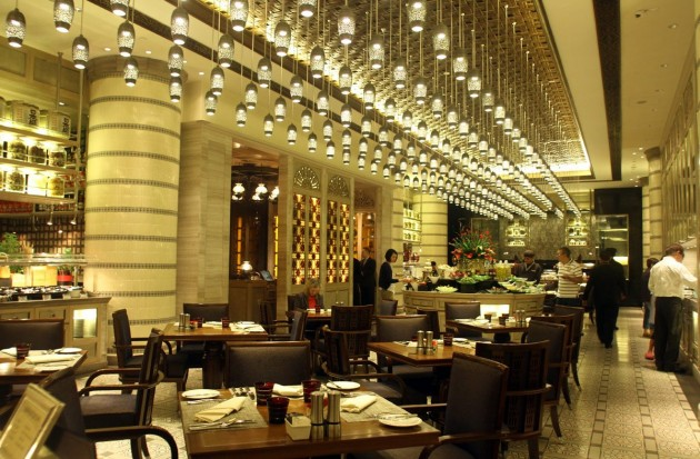 Mosaic has a cosy ambience where one can enjoy sumptuous Lebanese cuisine.