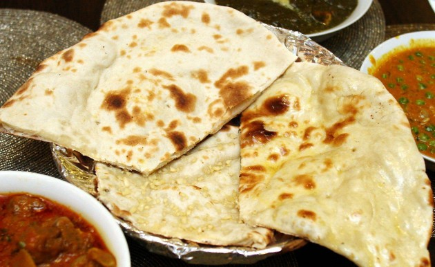7 ways to serve naan
