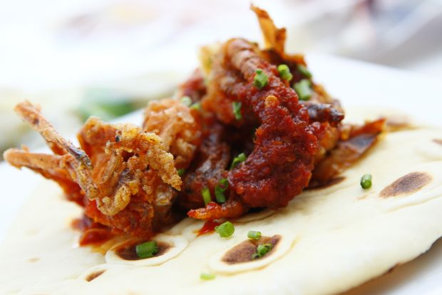 Sambal Soft Shell Crab