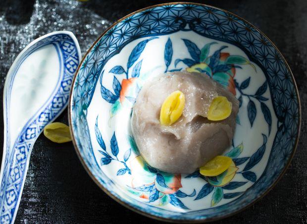 Teochew Sweet Taro Paste (Teochew Orh Nee)