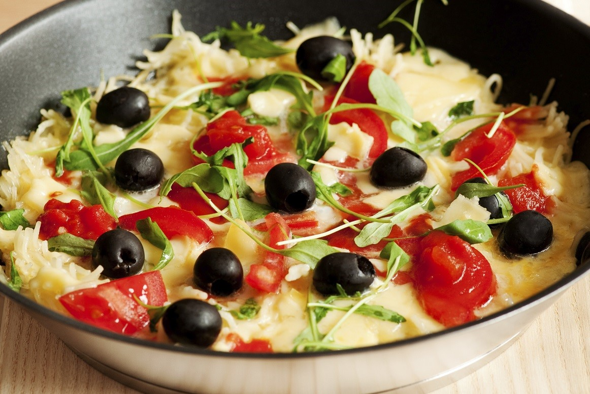 Omelette Provençal
