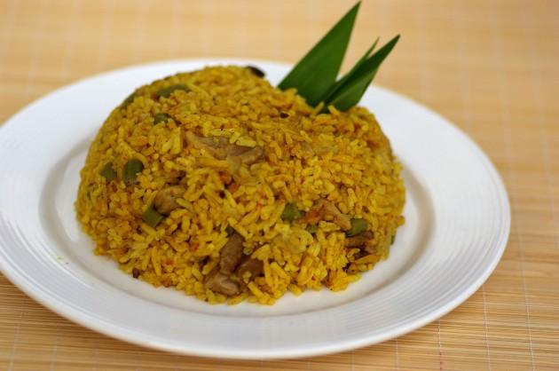 Spiced Fragrant Rice