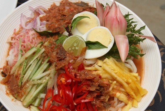 The Laksa Penang is one of the five types of laksa that will be served during Ramadan.