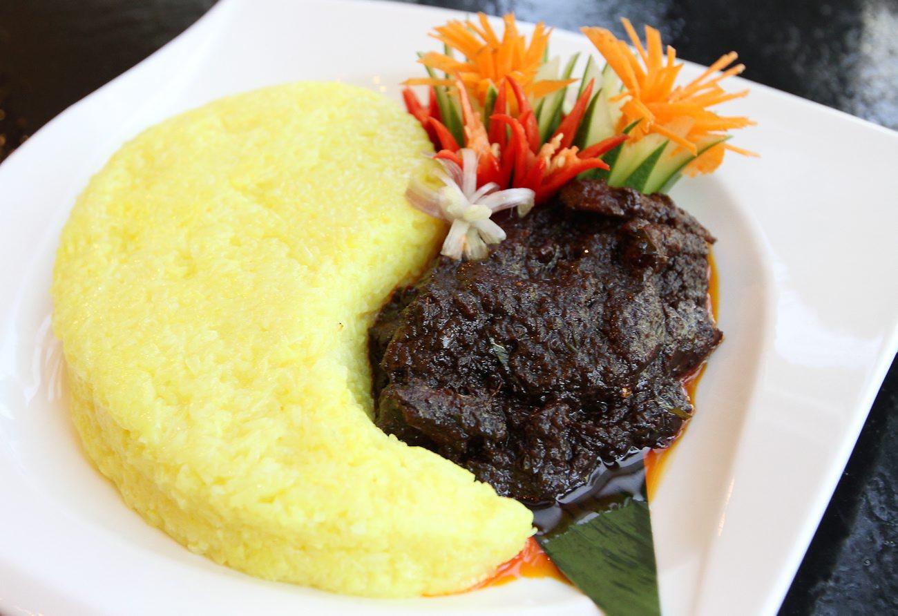 Daging Masak Hitam Beef Cooked In Spicy Dark Sauce Kuali