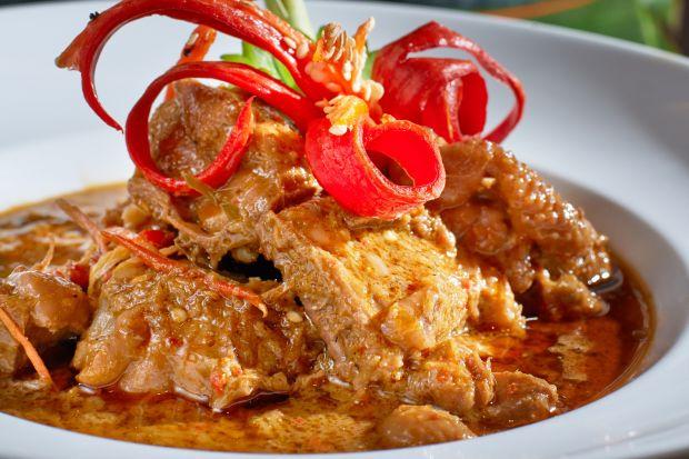 Gulai Ayam Kampung - Kuali