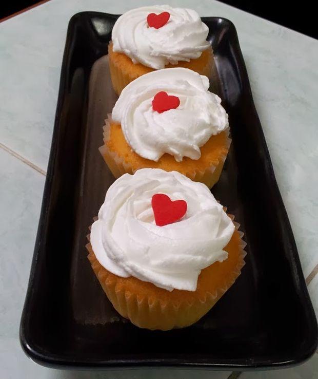 Orang cupcakes_1