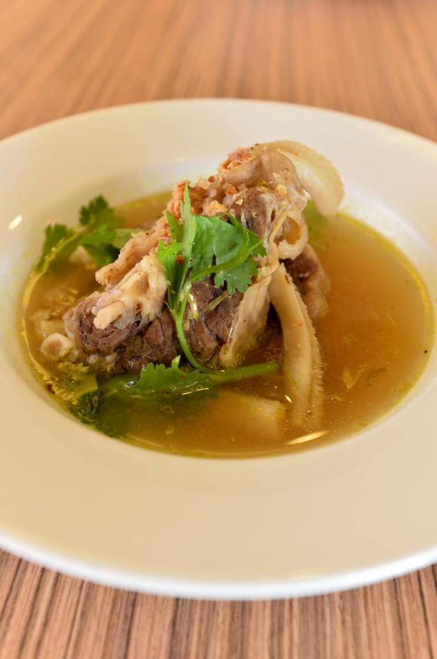 Soup Mamak Berempah.