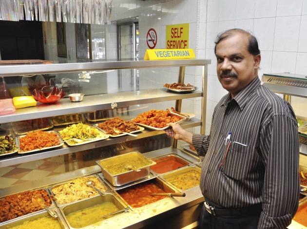 Subramaniam said the must-try dishes at Archana Curry House are the mutton curry, mutton varuval and fried cauliflower.