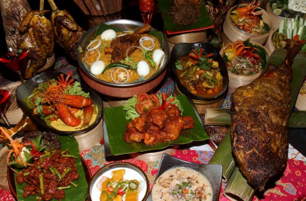There will be more than 300 dishes served DoubleTree by Hilton Kuala Lumpur.