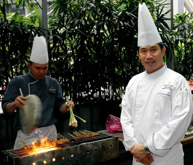 Executive chef Sam Kung and his team have gone all out to prepare an array of local and international delights for Serena Brasserie's weekend indulgence promotion.