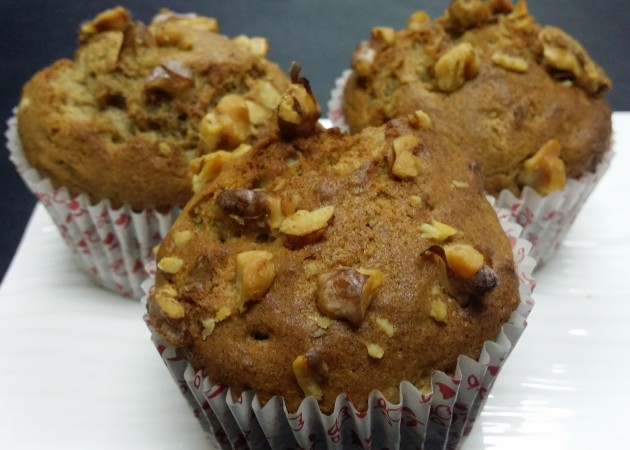 Gluten Free Maple Walnut Cake Recipe
