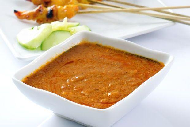 Satay Sauce Recipe — Dishmaps