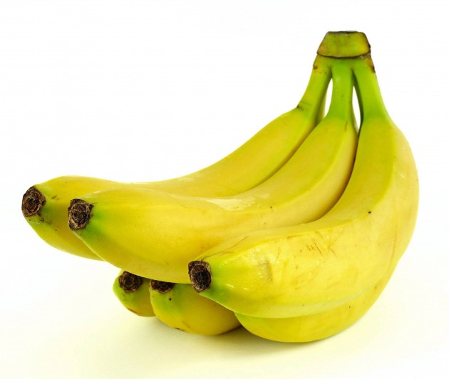 Generic : Fresh ripe bunch of delicious bananas, banana, fruit, nutrition