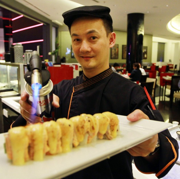 Chef Thomas Lim of LINK All Day Dining.
