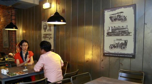 Proud Janny located at The Weld, Kuala Lumpur.