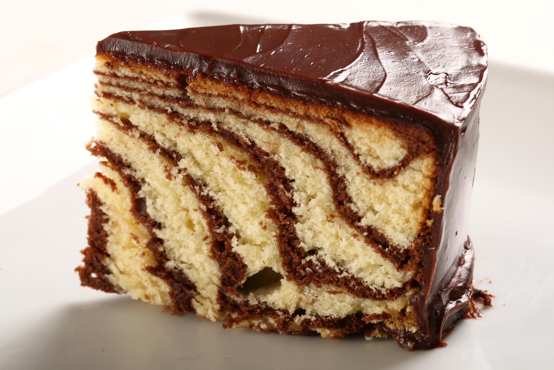 Zebra Cake - Kuali