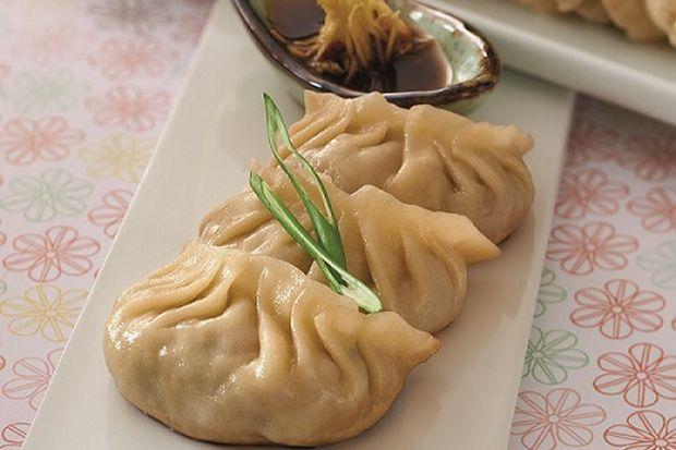Mushroom dumpling - Cover