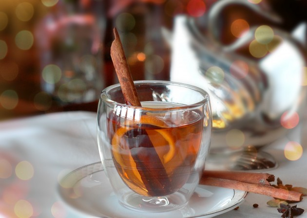 Mrs Claus' Mulled Apple