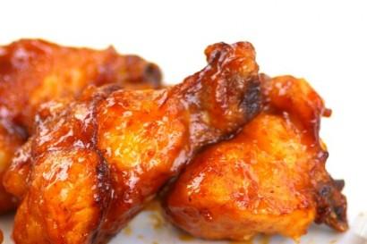 Chicken Drummets in Tangy Sauce