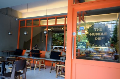 Step inside for more The Humble Pie does not only serve decadent pies, it has more to offer on its menu.