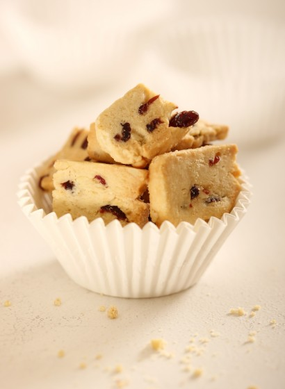 Cranberries are used in this recipe because of its high nutrient and antioxidant content.