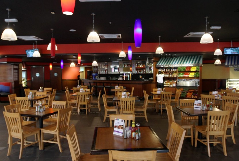 Fuddruckers' Bukit Bintang outlet is the first of its kind in Asia.