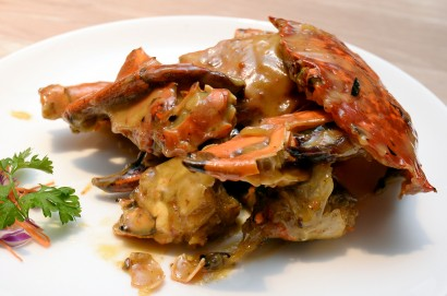 The delectable Butter Crab.