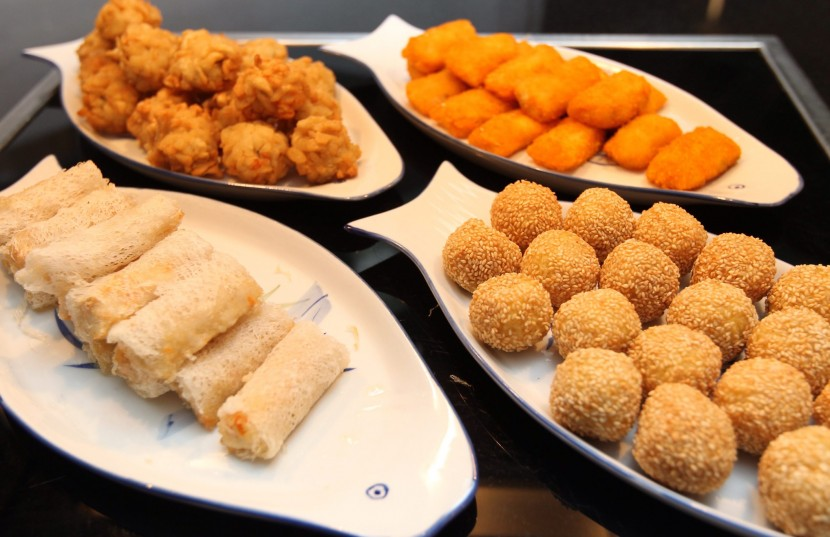 Diners can now enjoy steamed and deep-fried dim sum at Latest Recipe.