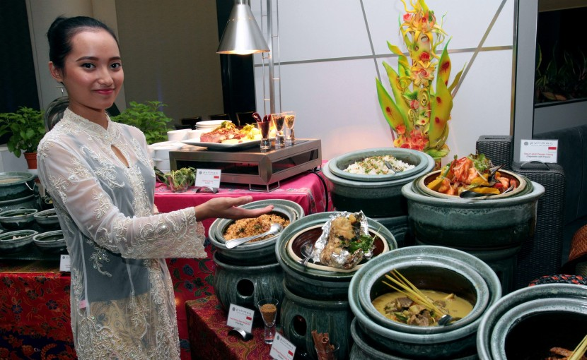 Enjoy the feast: The Indonesian Food Festival at Pullman Kl will feature a wide array of traditional Indonesia dishes.