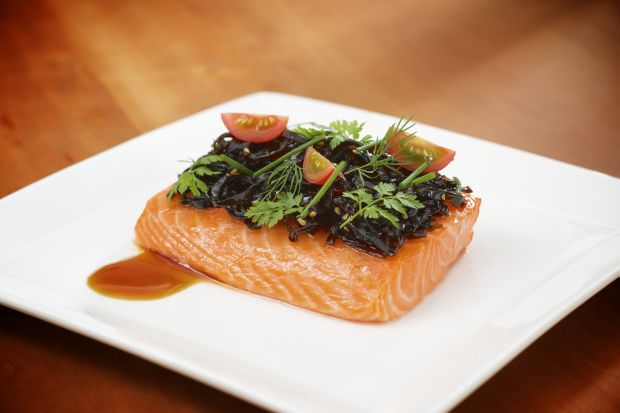 Slow-Cooked-Salmon