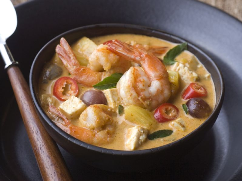 Asian-style Seafood Bouillabaisse