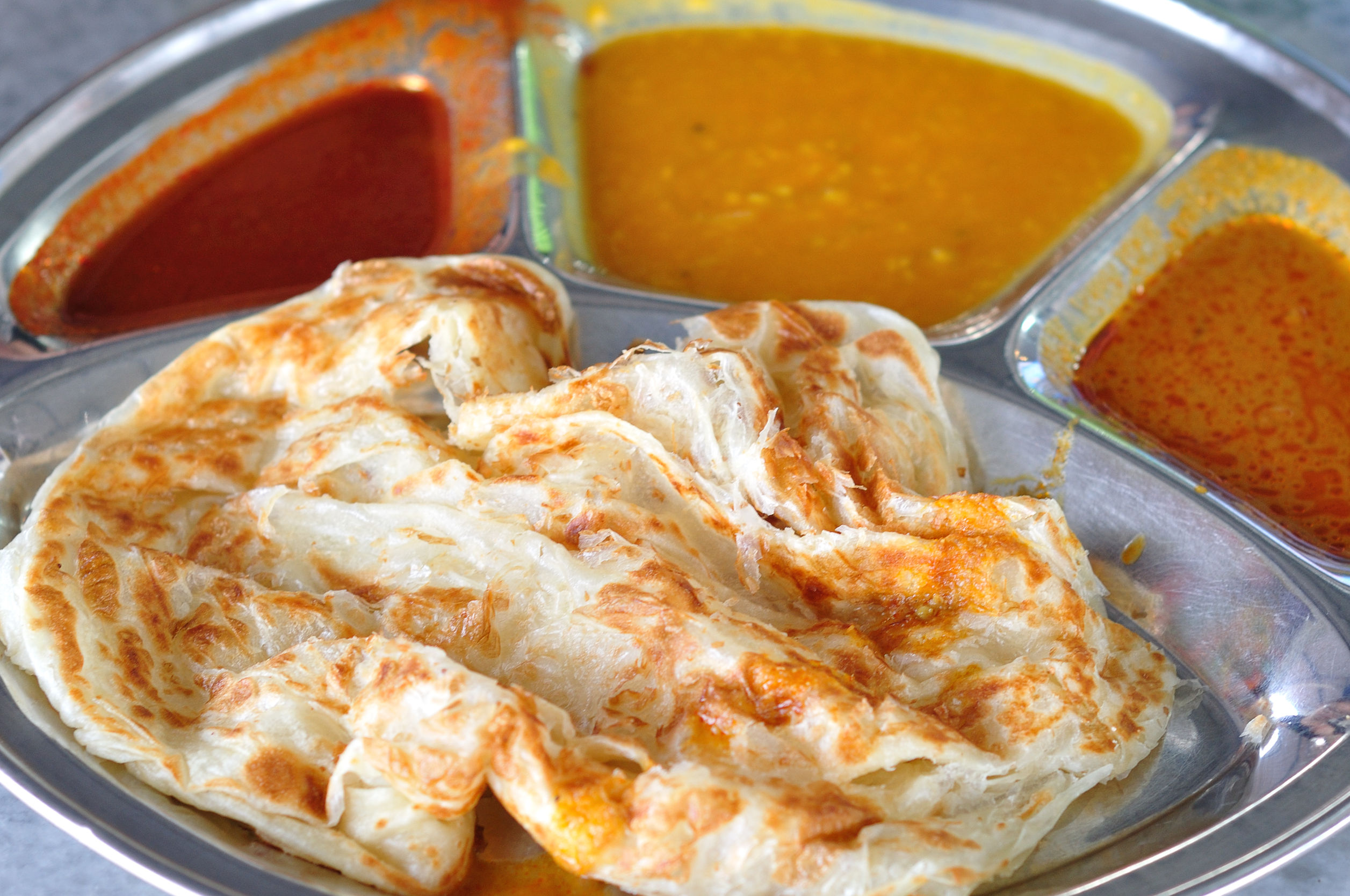 Roti canai kuali for Cuisine indienne
