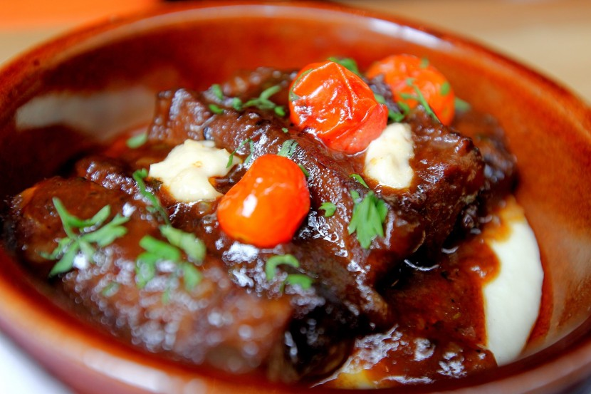 The Beef Cheek is a must try.
